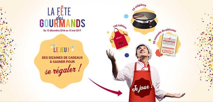 Grand Jeu La Fête des Gourmands de Jaillance