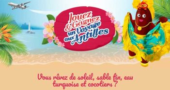 Grand Jeu Jean Caby Voyage aux Antilles