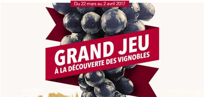 www.franprix-jeu.fr – Jeu Franprix Foire aux vins 2017