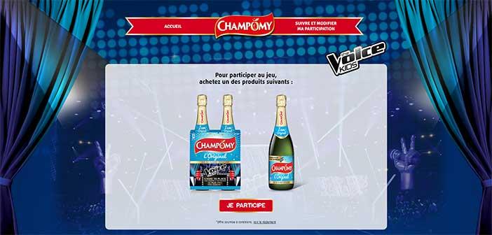 Jeu Champomy & The Voice Kids