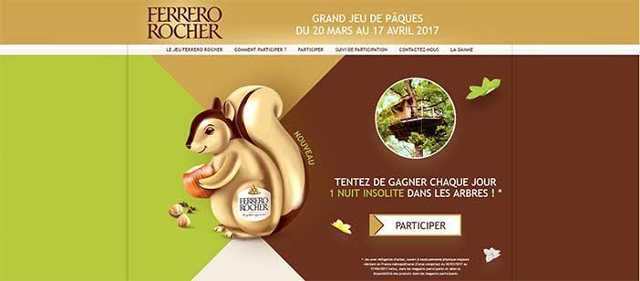 Grand Jeu de Pâques Ferrero Rocher