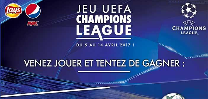 Jeu Géant UEFA Champions League