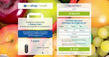 Grand Jeu Ooshop Crush