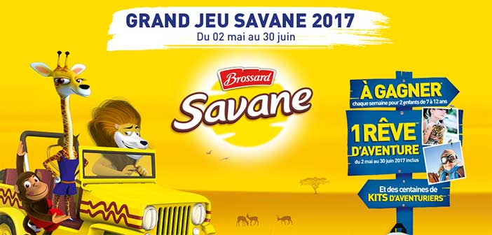 jeu-brossard.fr - Jeu Brossard Savane Un Rêve d'Aventure