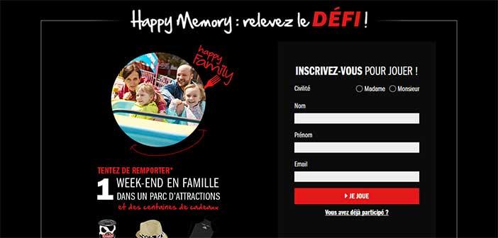 jeuhappymemory.charal.fr - Jeu Charal Happy Memory