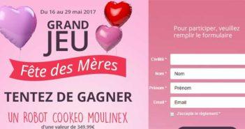 www.auchan.fr - Grand Jeu Auchan Fête des Mères