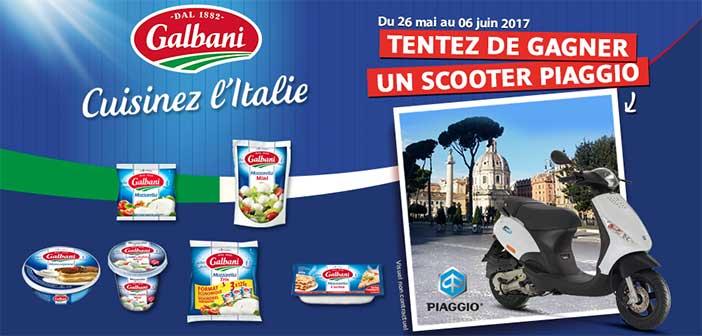 www.cuisinezlitalieavecgalbani.fr - Jeu Galbani Monoprix Cuisinez l'Italie