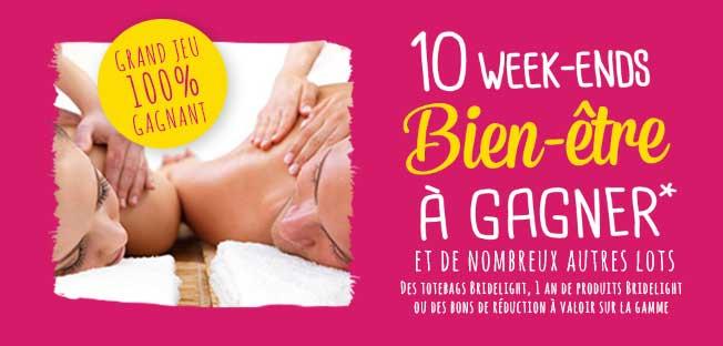www.fourchette-et-bikini.fr - Grand Jeu Bridelight 100% Gagnant
