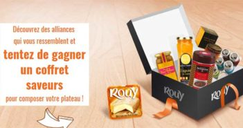www.fromage-rouy.fr - Jeu Instant Gagnant Rouy