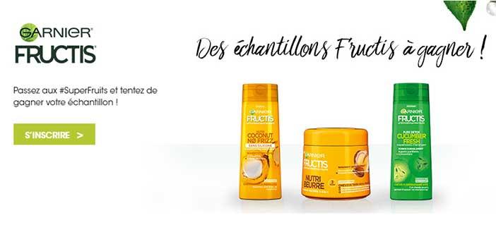 www.garnier.fr - Grand Jeu Garnier Shampooing Fructis