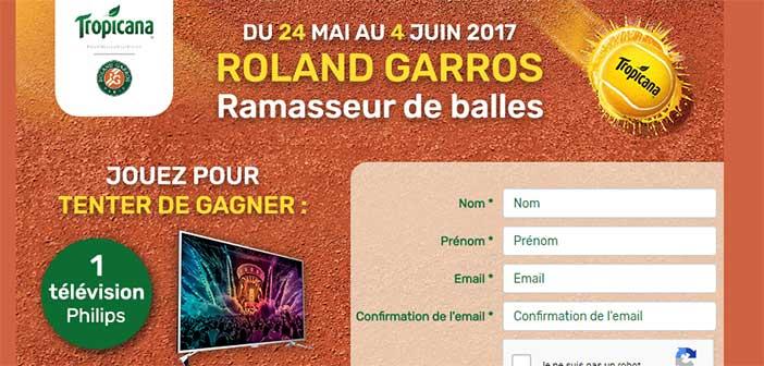 www.geant.jeupepsico.fr - Jeu Pepsico Géant Roland Garros