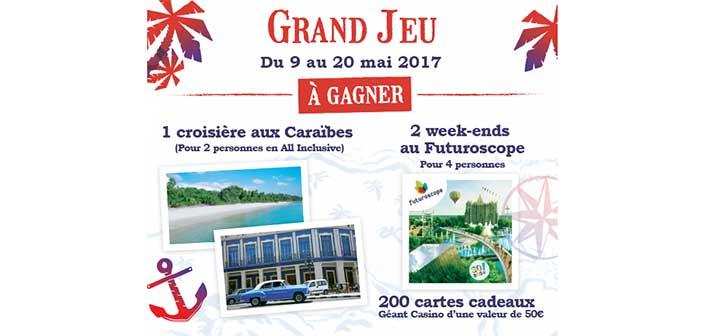 www.geantcasino.fr/jeu-chasse-au-tresor - Géant Casino Jeu Pirates des Caraïbes