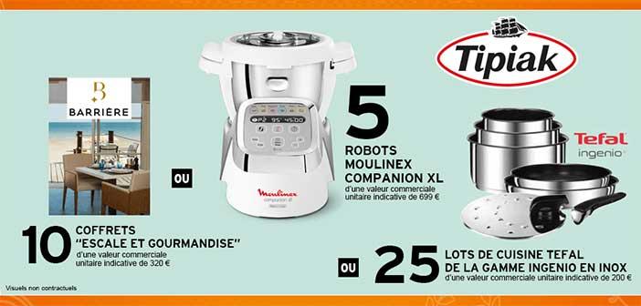 www.grandjeu.intermarche.com - Grand Jeu Intermarché Tipiak
