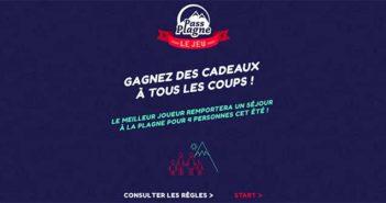 www.jeupassplagne.la-plagne.com - Jeu Pass Plagne 100% Gagnant