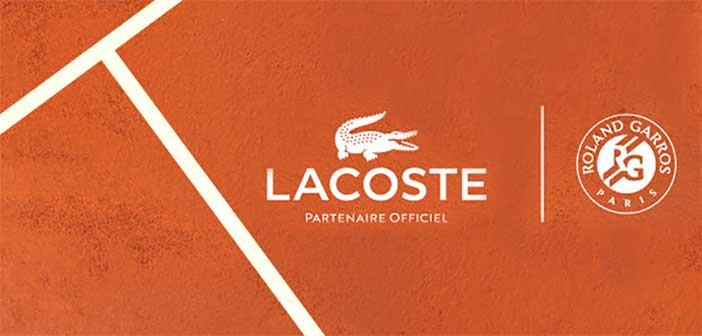 www.lacoste.com - Jeu Lacoste Roland-Garros 2017