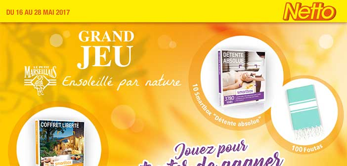 www.netto-jeu-imbattable.fr - Jeu Netto Le Petit Marseillais