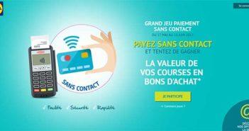www.sanscontact-lidl.fr - Grand Jeu Lidl sans contact