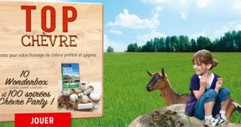 www.topchevre-soignon.fr - Jeu Soignon Top Chèvre