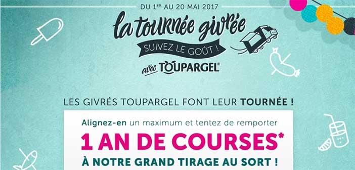 www.toupargel.fr - Grand Jeu Toupargel La tournée givrée
