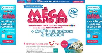 www.toysrus.fr - Mega Grand Jeu Toys'R'Us 100% Gagnant