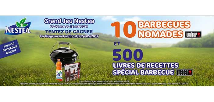 www.jeu-nestea-market.fr - Grand Jeu Nestea chez Carrefour Market