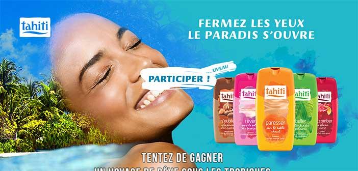 Jeu-tahiti-voyage.fr - Jeu Tahiti Douche Voyage Carrefour