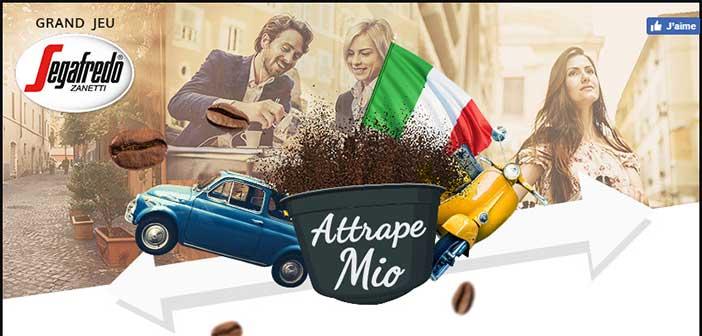 jeux.moncafeitalien.fr - Jeu Mon Café Italien Attrape Mio