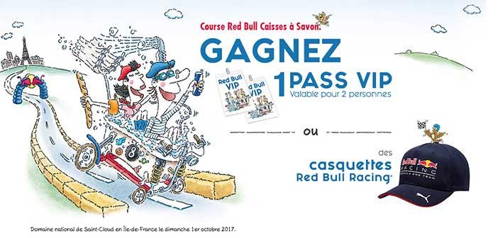www.concours-oscaro.com - Jeu Course Red Bull Caisses à Savon
