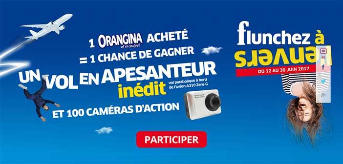 www.flunchezalenvers.com - Jeu Flunch Orangina Flunchez à L'envers