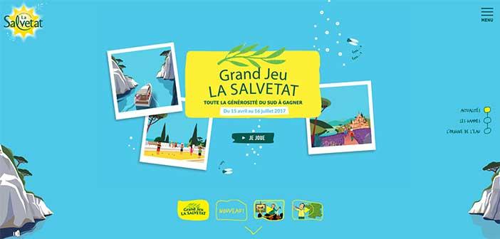 www.lasalvetat.fr - Grand Jeu La Salvetat
