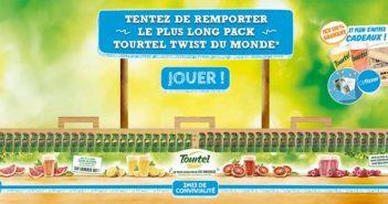 www.tourtel-twist.fr - Jeu Tourtel Twist Le plus long pack du monde