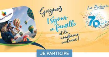 canson.com - Jeu Canson La Pochette 70 ans de créativité