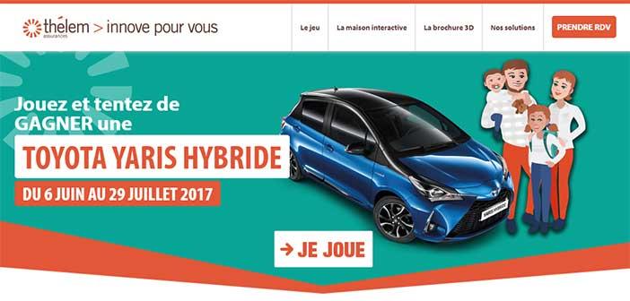 www.aurelie-et-julien.fr - Jeu Thélem Assurances