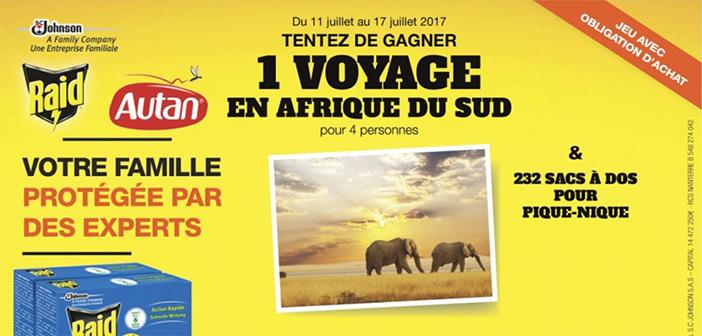www.carrefour.fr - Grand Jeu Carrefour Raid