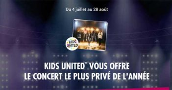 www.carrefour.fr/kids-united - Jeu Kids United Carrefour