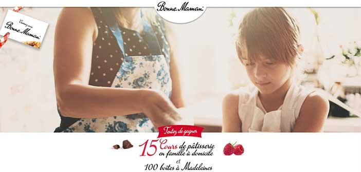 www.cuisinezavecbonnemaman.fr - Jeu Cuisinez avec Bonne Maman