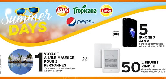 www.grandjeu.intermarche.com - Jeu Intermarché Summer Days