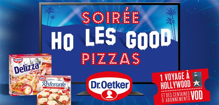 www.holesgoodpizzas-oetker.fr - Jeu Good Pizzas Dr. Oetker