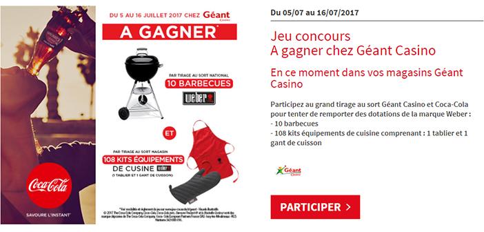 www.instantplaisir.fr - Jeu Instant Plaisir Géant Casino
