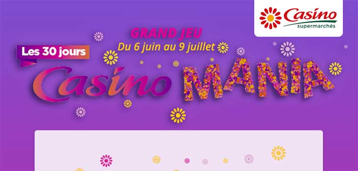 www.supercasino.fr - Grand Jeu Casino Mania