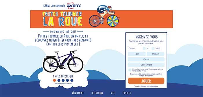 www.tournerlaroue2017.fr - Jeu Avery Faites Tourner La Roue