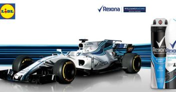 www.williamsf1.com/rexona - Jeu Lidl Rexona Williams Racing Experience