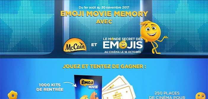 emojimoviememory.mccain.fr - Jeu McCain Emoji Movie Memory