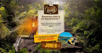 Spicedsecret.oldnick.fr - Jeu Old Nick Spiced Secret