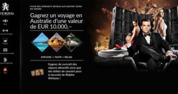 www.cafe-royal.com - Jeu Café Royal Robbie Williams