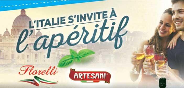 www.casino.fr - Jeu SMS Casino L'Italie s'invite à l'apéritif