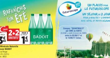 www.casino.fr - Jeu SMS Casino Volvic Futuroscope