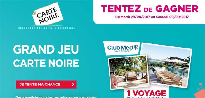 www.magasins-u.com/carte-noire - Jeu Magasins U Carte Noire
