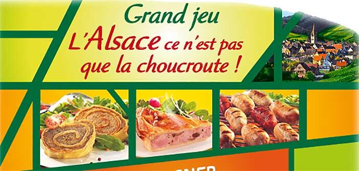 www.stoeffler.com - Jeu Stoeffler L'Alsace ce n'est pas que la choucroute