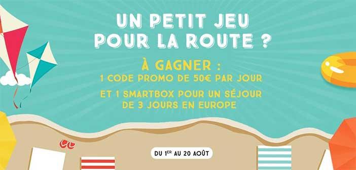 www.toupargel.fr - Jeu Toupargel Roue des Vacances